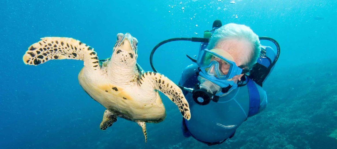Jean-Michel Cousteau se embarca en Crystal Cruises